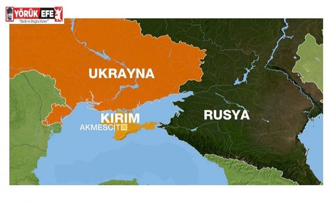 "Ukrayna'dan Rusya'ya konsolos tepkisi: ""Provokasyon"""