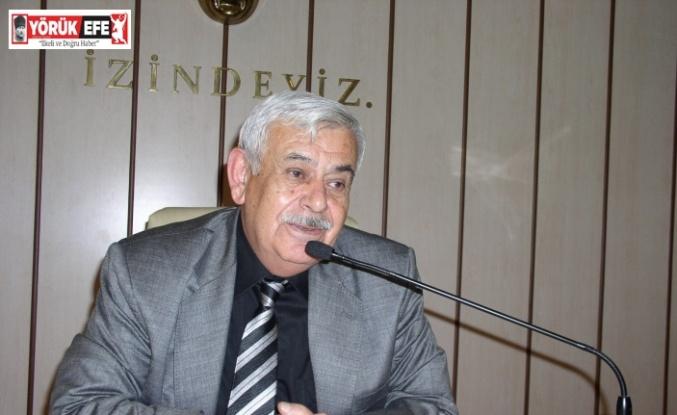 Eski belediye başkanı Ortekin, hayatını kaybetti