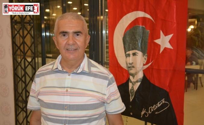 """ASTO Başkanı Tiryaki; """"Başkan olmak isteyen, dernek kuruyor"""""""