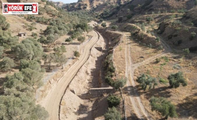 Nazilli Belediyesi yağmur taşkınlarına karşı önlemlerini sürdürüyor